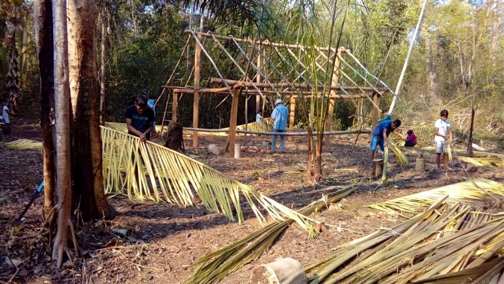 Traditional medicine capacity building center