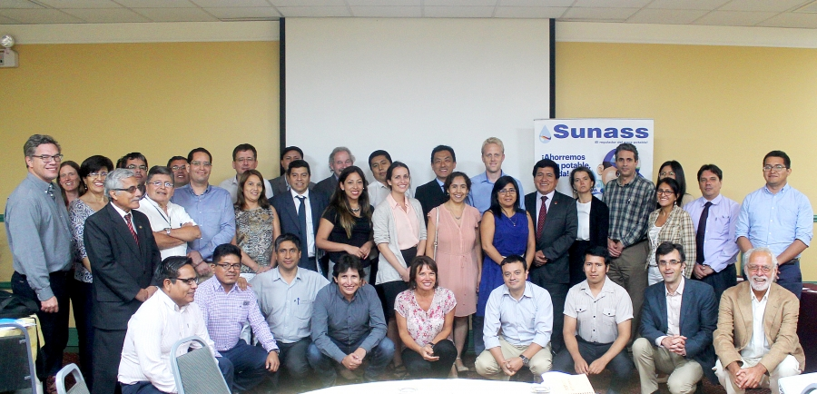 SUNASS Lima Master Plan