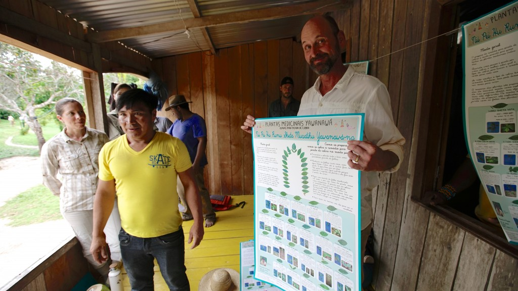 Medicinal plants poster launch (1)